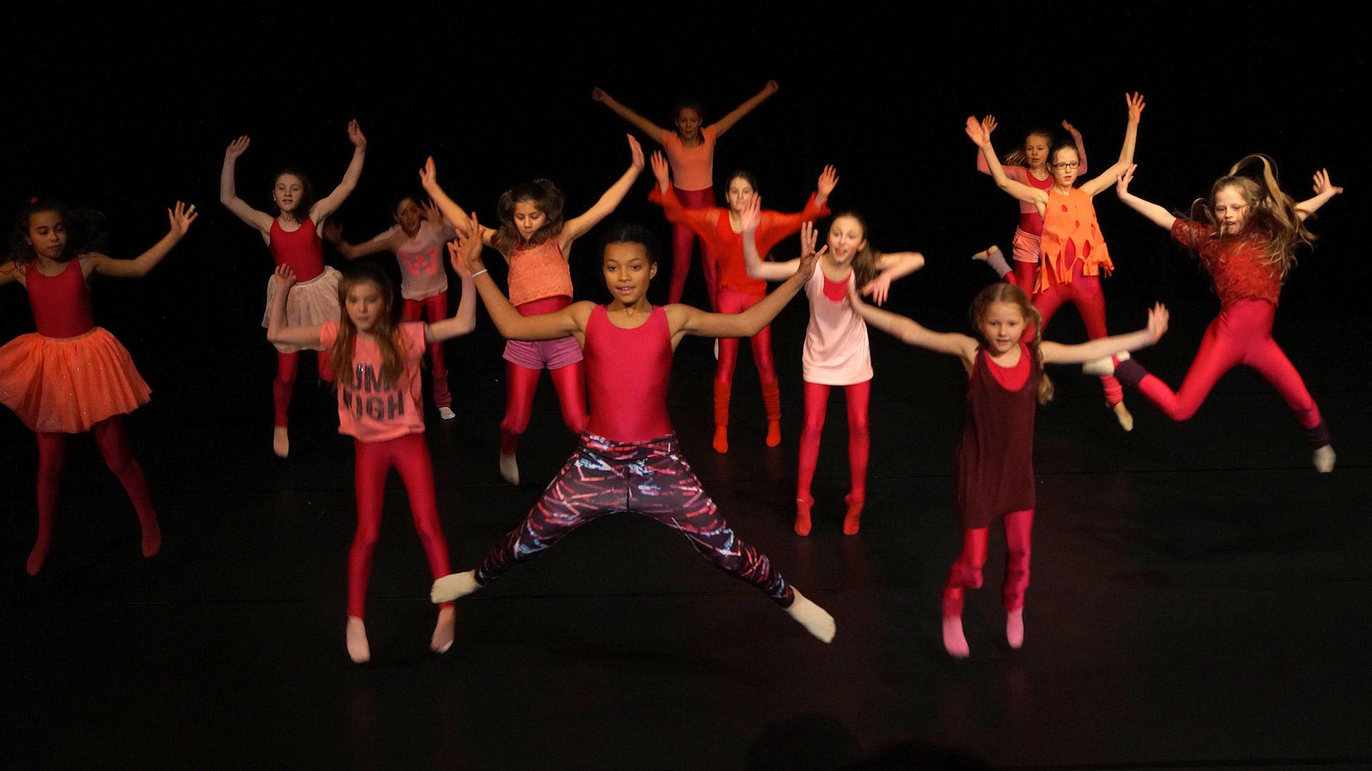 Förderverein Junges Tanztheater Heidelberg